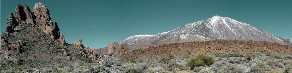 Masyw Teide, najwyższy szczyt Hiszpanii o wys. 3718 m n.p.m. Fot. za: pixabay.com/jordi_martos