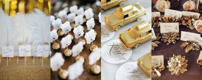 Fot. za: weddingchicks.com, glamourandgraceblog.com, stylemepretty.com i tulleandchantilly.com