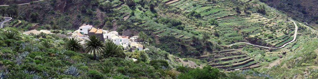 Górska wioska Masca na Teneryfie. Fot. za: pixabay.com/pompi
