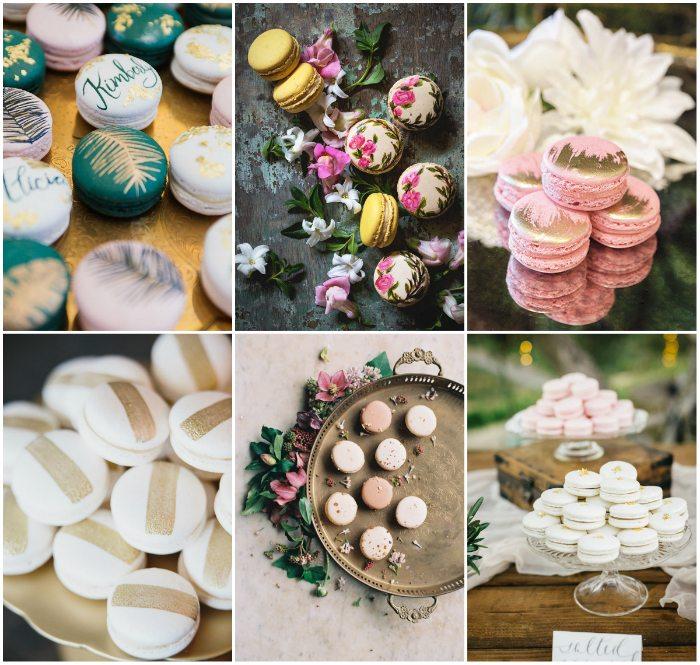 Fot. za: 100layercake.com, bakersroyale.com, bridalguide.com, ruffledblog.com, elizabethannedesigns.com, stylemepretty.com