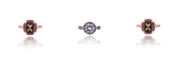 8ab48755430e0c Pierścionek zaręczynowy a osobowość i styl: różowe złoto [TRENDY ...