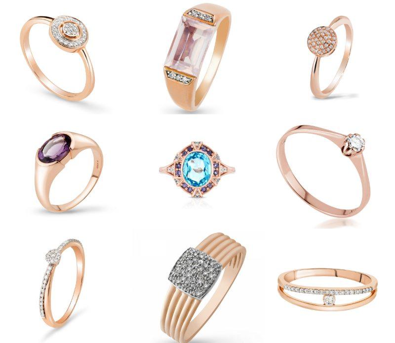 6a402a3bc6876f Pierścionek zaręczynowy a osobowość i styl: różowe złoto [TRENDY 2017]