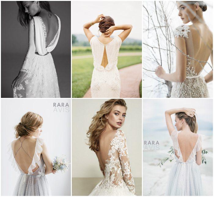 Suknie ślubne Odkryte Plecy Zareczynypl